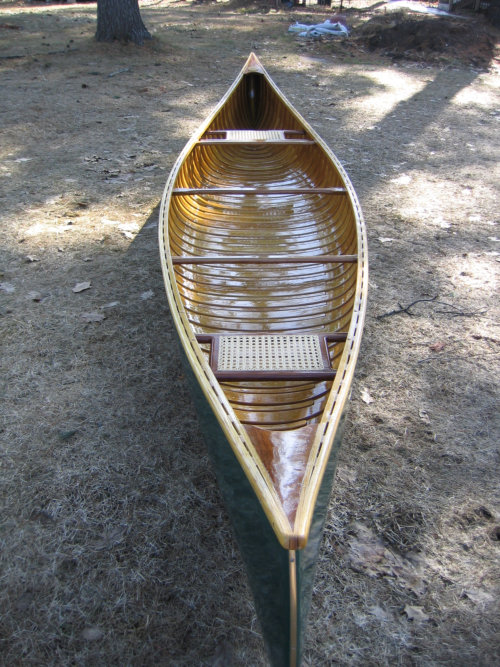 Conact us to build you a hand made canoe