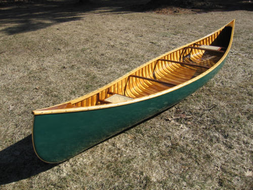 Kerr Canoes Wood Canvas Canoes Pulling Boats And More
