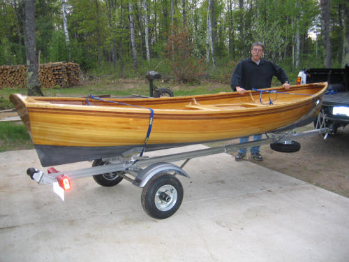 canoe supplies, canoes for sale, cove and bead cedar strips