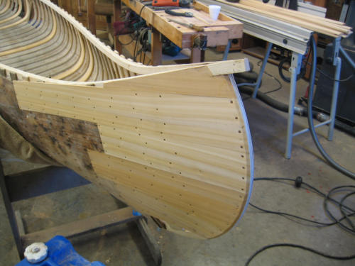Current Stock At Kerr Canoes