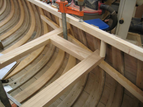 Contact us about Canoe Restoration