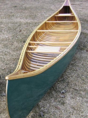 hand made canoes and oars for sale